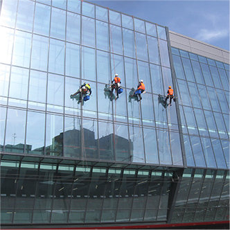 Čistenie fasády Štadión Ondreja Nepelu